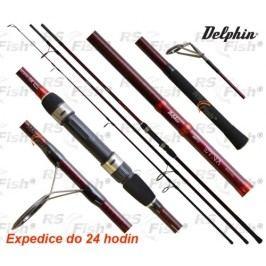 Delphin® Etna II NEXT GEN 366 cm - 2,75 lbs - 3 díly