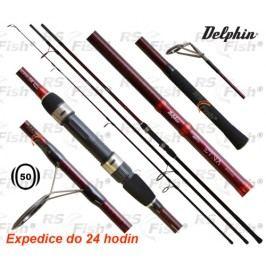 Delphin® Etna II NEXT GEN 396 cm - 3,5 lbs - 3 díly
