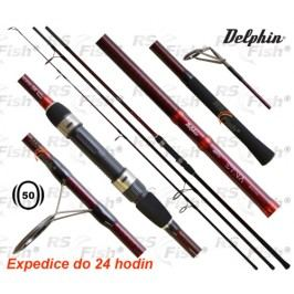 Delphin® Etna II NEXT GEN 366 cm - 3,25 lbs - 3 díly