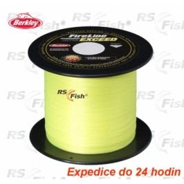 Berkley® Fireline Exceed Fluo Green 0,17 mm