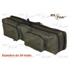 RS Fish® Pouzdro na pruty - 2 komory 150 cm