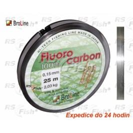 Broline Fluorocarbon 0,13 mm