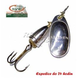 Mapso® Vlason - barva PLATA - 16 2