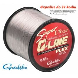 Gamakatsu® Super G-Line Flex 0,220 mm