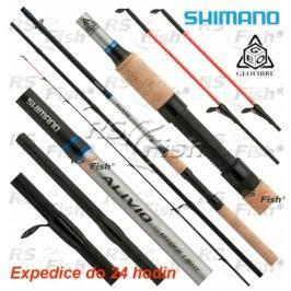 Shimano® Alivio CX Heavy Feeder 3,9m 3+2díl