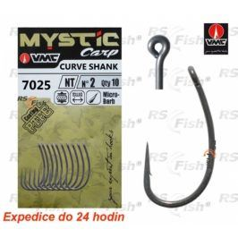 VMC® Mystic Carp Curve Shank 7025 6