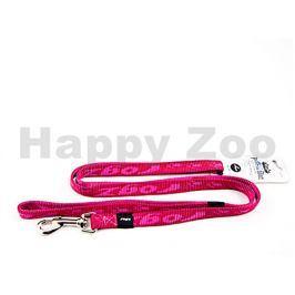 Vodítko ROGZ Alpinist HL 23 K-Pink (M) 1,6x140cm (DOPRODEJ)