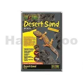HAGEN EXO TERRA Desert Sand Black - černý pouštní písek 4,5kg