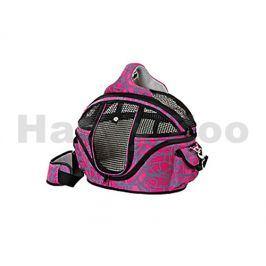 Taška a pelech FLAMINGO Shopper de Luxe růžový 40x35x30cm (S)