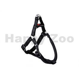 Postroj FLAMINGO Art Sportiv Plus D-ring černý (M) 40-70x2,5cm