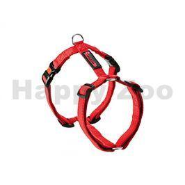 Postroj FLAMINGO No Limit teflonový červený (S) 1,5x35-50cm