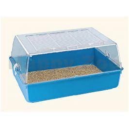 Klec plastový box FERPLAST Mini Duna Multy pro křečka 55x39x27cm