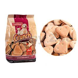 FLAMINGO Crunch - Sandwich Hearts 500g