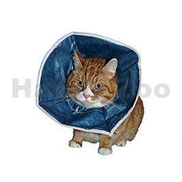 Ochranný textilní netkaný límec KRUUSE BUSTER pro kočky