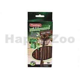 FLAMINGO Nibblewood Kiwi Tree - dřívka na okus 40g (10ks)