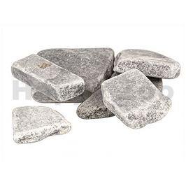 Dekorace FLAMINGO - kameny placáky šedé 1kg (DOPRODEJ)