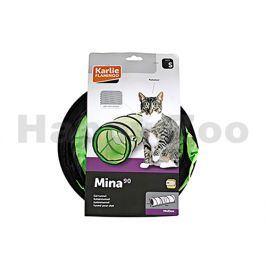 Nylonový tunel pro kočky FLAMINGO Mina 90cm