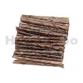 FLAMINGO tyčinky kroucené z buvolí kůže 13cm (520/530g) (100ks)