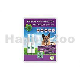 MENFORSAN antiparazitní pipety pro psy 2x1,5ml