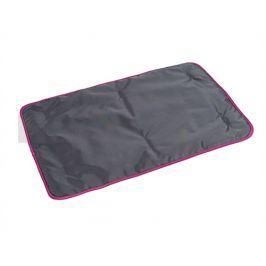 Cestovní deka O´LALA PETS šedá 100x70cm