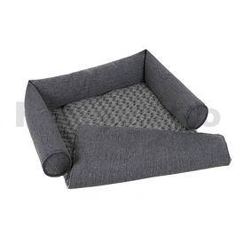 Pelech na sedačku O´LALA PETS tmavě šedý 60x45cm