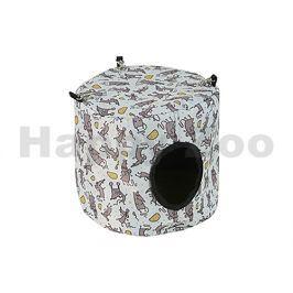 Závěsný domeček pro hlodavce O´LALA PETS myška 20x20cm