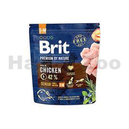 BRIT Premium by Nature Senior (S+M) 1kg
