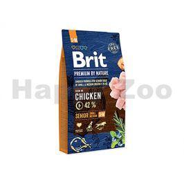 BRIT Premium by Nature Senior (S+M) 8kg