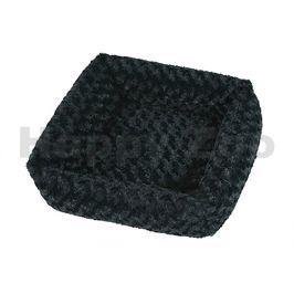 Pelech O´LALA PETS Cube 53x53cm černý