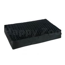 Ortopedická matrace O´LALA PETS 60x40cm černá