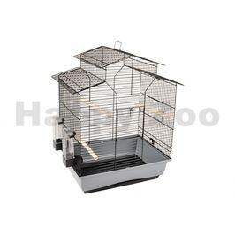 Klec pro ptáky FLAMINGO Budgie Numfor 2 černá 50x34x62cm