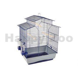 Klec pro ptáky FLAMINGO Budgie Numfor 2 modrá 50x34x62cm