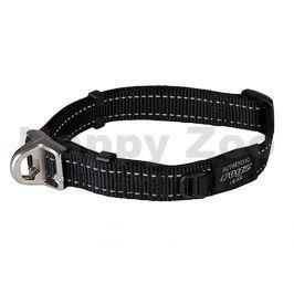 Obojek ROGZ Safety Collar HBS 20 A-Black (L) 2x33-48cm