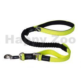 Vodítko ROGZ Control Lead HLOC 16 Short H-Yellow (XL) 2,5x80cm