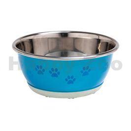 Nerezová miska FLAMINGO Selecta světle modrá 500ml (13cm)