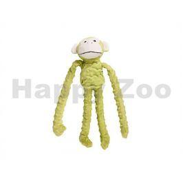 Hračka FLAMINGO plyš - zelená opice 65cm