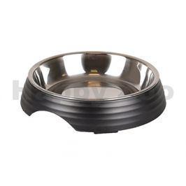 Miska FLAMINGO Aschau pro kočky černá (160ml)