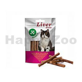 JK Meat Snack Cat Liver Sticks 50g