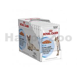 Kapsička ROYAL CANIN Ultra Light 12x85g (v želé) (multipack)