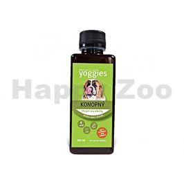 YOGGIES konopný olej pro psy a kočky 250ml