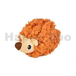 Hračka pro kočky FLAMINGO - chlupatý ježek 10cm