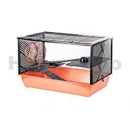 Klec pro hlodavce FLAMINGO Hamster Cage Zeus 78x48x50cm
