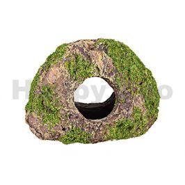 Akvarijní dekorace FLAMINGO - Moza kámen s dírou 13x8x10cm