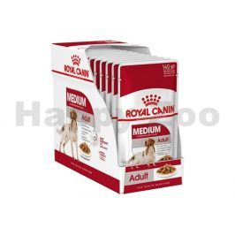 Kapsička ROYAL CANIN Medium Adult 10x140g (multipack)