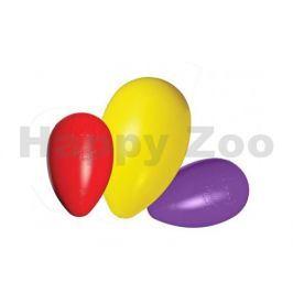 Hračka JOLLY PETS guma - vajíčko fialové (S) 20cm