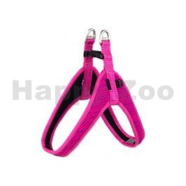 Postroj ROGZ Tiny Fast Fit SJQ 52 K-Pink (M) 2x52cm