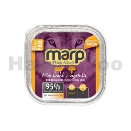 Paštika MARP Holistic Mix Lamb + Vegetable 100g
