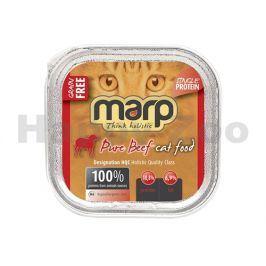 Paštika MARP Cat Holistic Pure Beef 100g