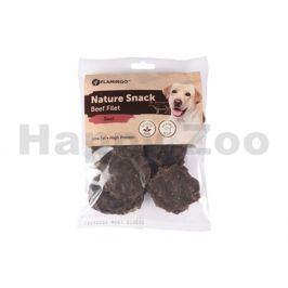 FLAMINGO Nature Snack - hovězí filety 200g
