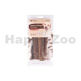 FLAMINGO Nature Snack - hovězí plátky 11cm (100g)